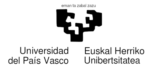 Logo University of the Basque Country