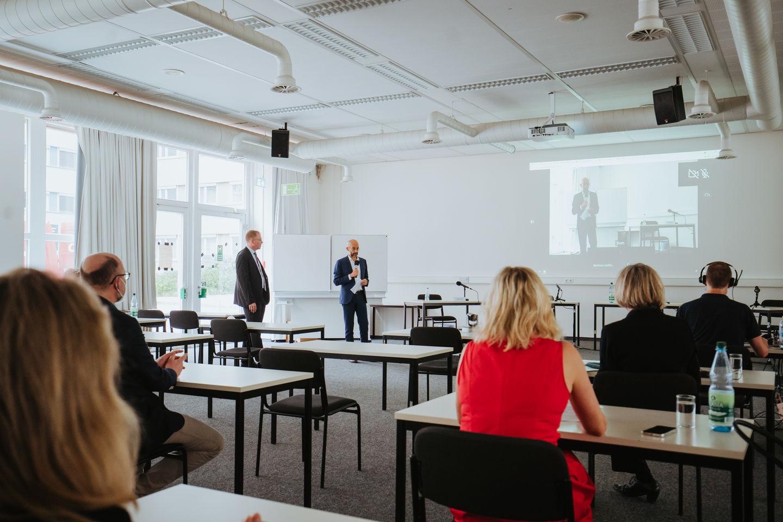 Vielfalt der Forschung sichtbar machen   HWR Berlin